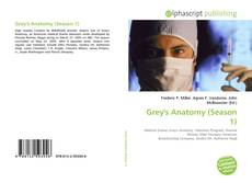 Grey's Anatomy (Season 1)的封面