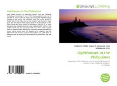 Buchcover von Lighthouses in the Philippines