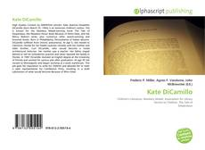 Bookcover of Kate DiCamillo