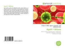 Bookcover of ApoA-1 Milano