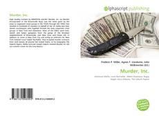 Buchcover von Murder, Inc.