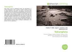 Bookcover of 'Ndrangheta