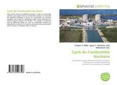 Bookcover of Cycle du Combustible Nucléaire