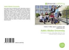 Bookcover of Addis Ababa University
