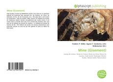 Capa do livro de Mine (Gisement)