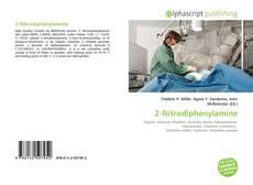 Bookcover of 2-Nitrodiphenylamine