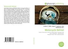 Portada del libro de Motorcycle Helmet
