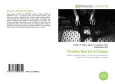 Charles Martel of Anjou的封面