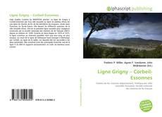 Capa do livro de Ligne Grigny – Corbeil-Essonnes