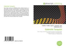 Bookcover of Gabriele Tarquini