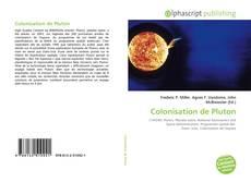 Обложка Colonisation de Pluton