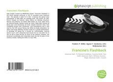 Capa do livro de Francine''s Flashback