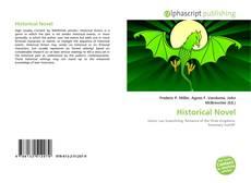 Couverture de Historical Novel
