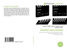 Excelsior class starship的封面