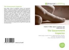 The Government Inspector kitap kapağı