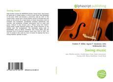 Swing music kitap kapağı