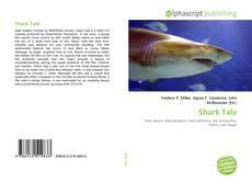 Capa do livro de Shark Tale