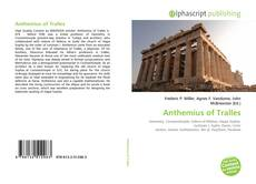 Bookcover of Anthemius of Tralles