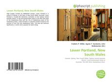 Buchcover von Lower Portland, New South Wales