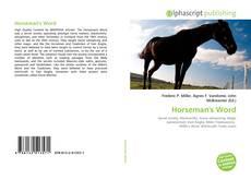 Horseman's Word的封面