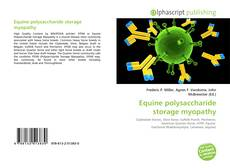 Bookcover of Equine polysaccharide storage myopathy