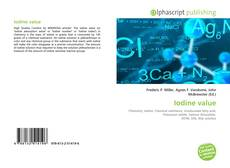 Обложка Iodine value