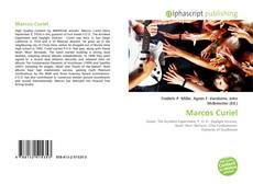 Portada del libro de Marcos Curiel