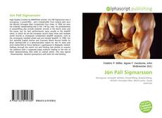 Bookcover of Jón Páll Sigmarsson