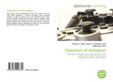 Bookcover of Characters of Xenogears