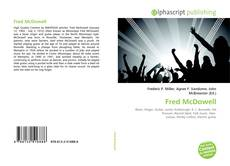 Bookcover of Fred McDowell
