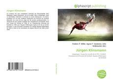 Bookcover of Jürgen Klinsmann