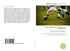 Portada del libro de Luis Fernandez