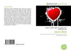 Portada del libro de Lovers Rock