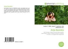 Portada del libro de Arija Bareikis