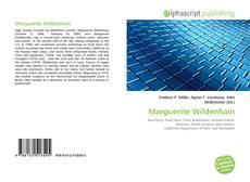 Capa do livro de Marguerite Wildenhain