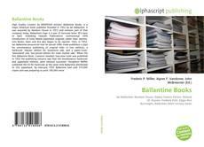 Copertina di Ballantine Books