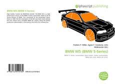 Capa do livro de BMW M5  (BMW 5-Series)