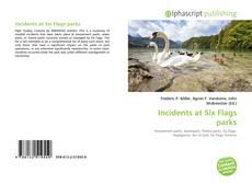 Capa do livro de Incidents at Six Flags parks