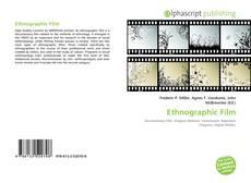 Bookcover of Ethnographic Film