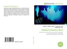 Bookcover of Produit Intérieur Brut