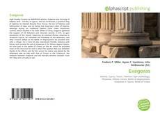 Bookcover of Evagoras