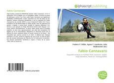 Capa do livro de Fabio Cannavaro