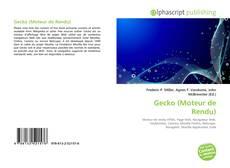 Couverture de Gecko (Moteur de Rendu)
