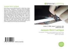 Buchcover von Jacques Henri Lartigue