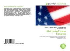 Обложка 81st United States Congress