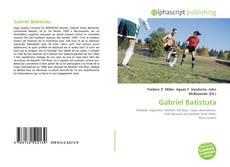 Gabriel Batistuta kitap kapağı