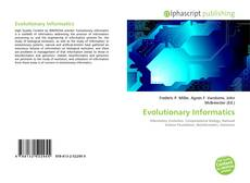 Copertina di Evolutionary Informatics