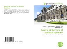 Borítókép a  Austria at the Time of National Socialism - hoz