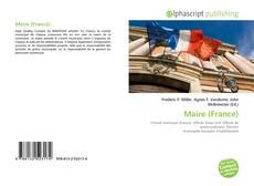 Maire (France)的封面