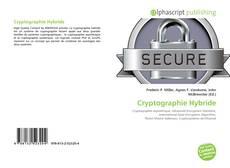 Buchcover von Cryptographie Hybride